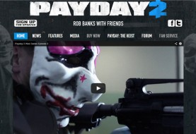Payday 2's Official Website Now Online
