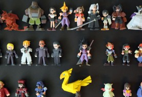 These 3D Printed Final Fantasy VII Figurines Could be Yours