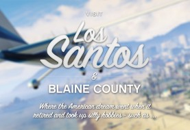 Grand Theft Auto V's Website Gets Updated, Visit Los Santos and Blaine County