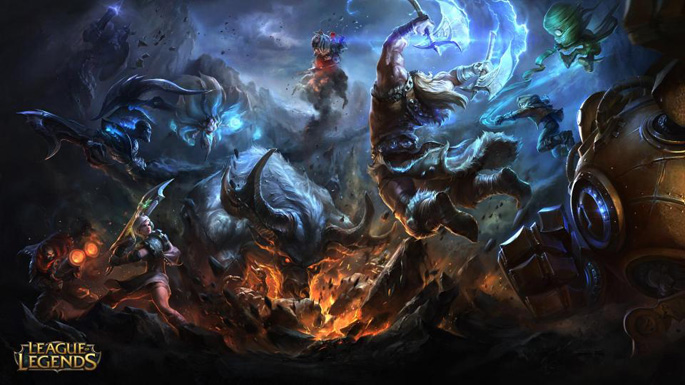 League of Legends Accounts Compromised, Mandatory Password Resets