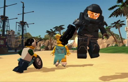 LEGO Minifigures Online Coming in 2014