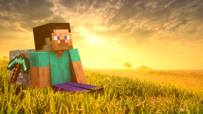 Minecraft Heading to PlayStation 4 (Updated: PS3, Vita Also)