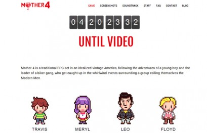 Mother 4 is a Fan Made Sequel Launching in Winter 2014