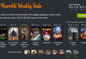 Paradox Humble Bundle Live, Get Up to 48 Games for $125