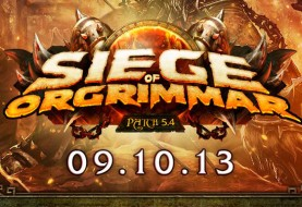 WoW Siege of Orgrimmar Patch Live on September 10, 2013
