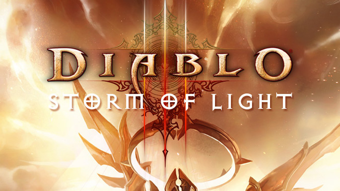 Diablo III: Storm of Light Novel Pre Order Available