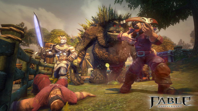 Fable Anniversary Delayed Until February 2014