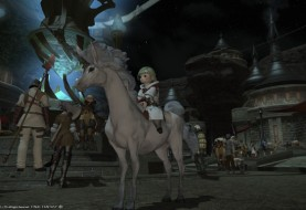 Final Fantasy XIV A Realm Reborn Review: Second Time's a Charm