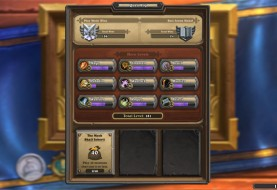 Hearthstone Wipe Coming Along with Major Patch