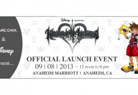 Kingdom Hearts HD Launch Event Moved to New Location