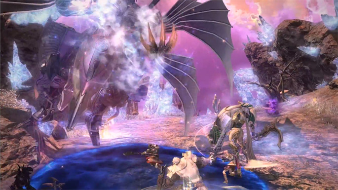 Final Fantasy XIV Lightning FATE Previewed in Video
