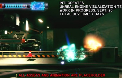 Mighty No. 9 Gets an Unreal Engine Initial Evaluation Test