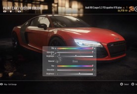 Need for Speed: Rivals Trailer Shows Off Personalization Gameplay