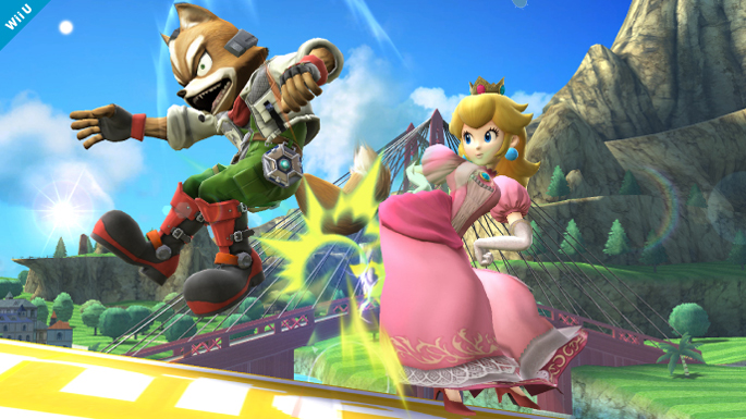 Peach Confirmed for Super Smash Bros. Wii U and 2DS / 3DS