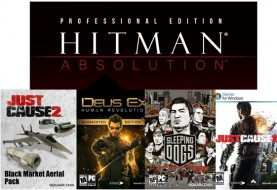 Square Enix Gamer's Bundle Available for $14.99