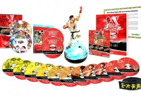 Street Fighter 25th Anniversary Collection Set Price Dropped to $79.99