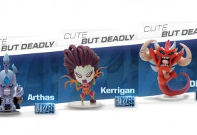 2013 BlizzCon Goody Bag to Include Exclusive Figurines