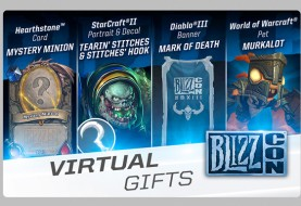 Blizzcon 2013 Virtual Gifts Announced