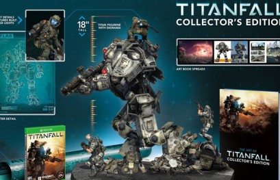 Titanfall Release Date: March 11, 2014