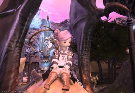 FFXIV 2.1 Patch Preview