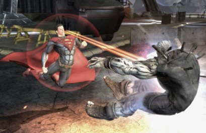 Injustice: Gods Among Us Ultimate Edition Heading to Steam November 12