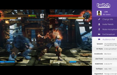 Xbox One Twitch Live Streaming Delayed Until 2014