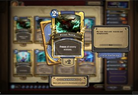 Freeze Cards Changes Coming in Hearthstone