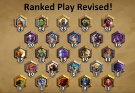 Hearthstone Patch Adds New Ranked Play System