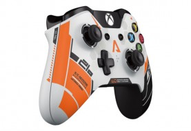 Xbox One Titanfall Controller Revealed
