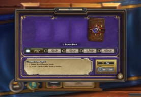 Hearthstone Card Packs Included with Reaper of Souls