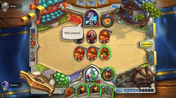 Hearthstone Patch Notes - 1005314 - News - Hearthstone