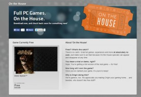 Origin Announces 'On the House' Free Games