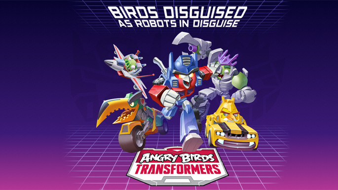Angry Birds Transformers Coming Soon