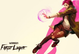 inFAMOUS: First Light Lands on PS4 August 26