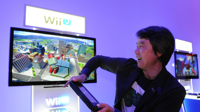 Miyamoto's Wii U Projects Leaked by TIME Ahead of Debut