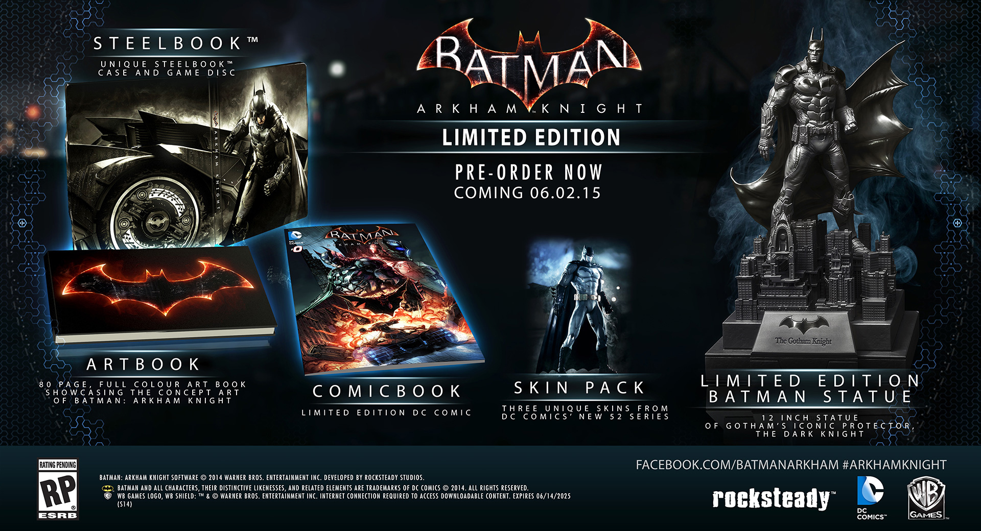 Batman The Telltale Series Retail Release Date Announced