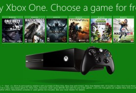 Buy an Xbox One, Get a Game Free Next Week
