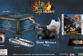 Monster Hunter 4 Ultimate Collector's Edition Revealed