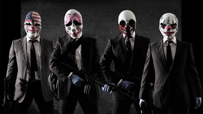 Get Payday: The Heist for Free on October 16
