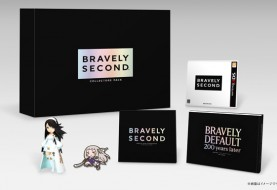 Bravely Second Arrives Japan April 2015