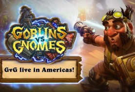 Hearthstone GvG Expansion Now Live in Americas