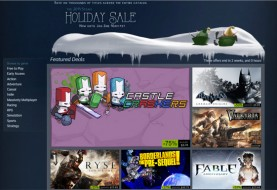 Steam Holiday Sale Day 2 Deals