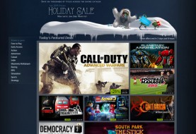 Steam Holiday Sale Day 8 Deals