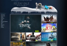 Steam Holiday Sale Day 9 Deals