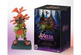 Majora's Mask 3D Getting Limited Edition