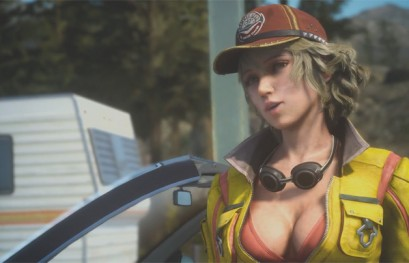 Final Fantasy XV Demo Previewed in Type-0 HD Trailer