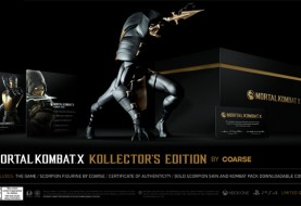 Mortal Kombat X Kollector's Editions Revealed
