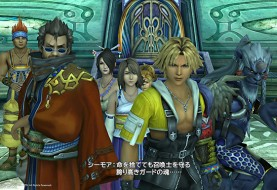 Final Fantasy X / X-2 HD PS4 Release Date Announced