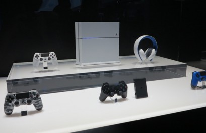 PS4 Sales Reach 20.2 Million Worldwide