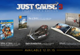 Just Cause 3 Collector's Edition Now Available for Pre-Order